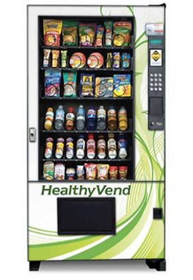 AMS Healthy Vend 39